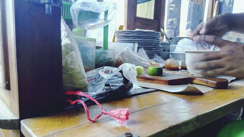 Indonesian Food Soto Ayam Madura Lenovotography