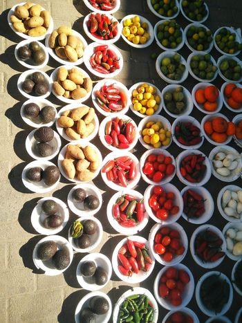 Mercado Frutas Y Verduras