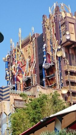 Amusement Park Building Exterior Architecture Sky No People Day Outdoors Clear Sky Disney California Adventure New
