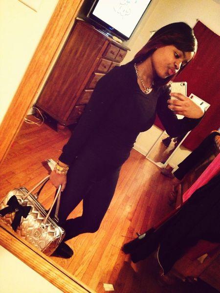 I Like Myself In Black