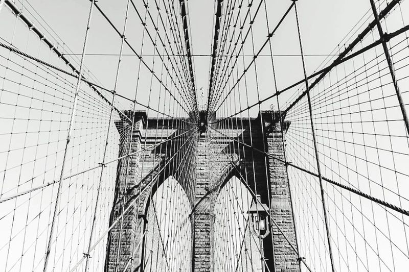 Brooklyn Brooklyn Bridge  New York USA Travels Viaggio Photografree Nikon Nikon D600