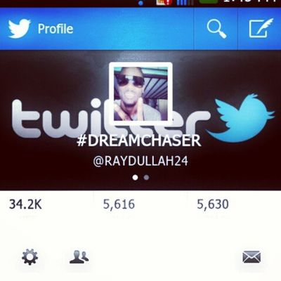 Follow me on Twitter @RAYDULLAH24 TeamFollowBack Tagsforlikes Mustfollow
