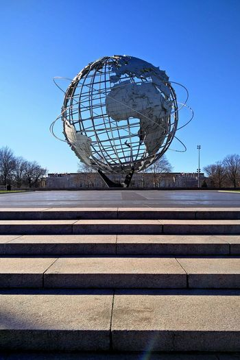 Hanging Out Taking Photos Hello World Enjoying Life Cold Days Walking Around Unisphere Flushing Meadow Park Museum