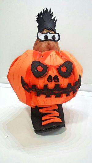 Boniato Moniato Halloween Pumpkin
