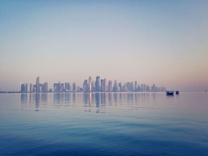Corniche Doha#City#❤