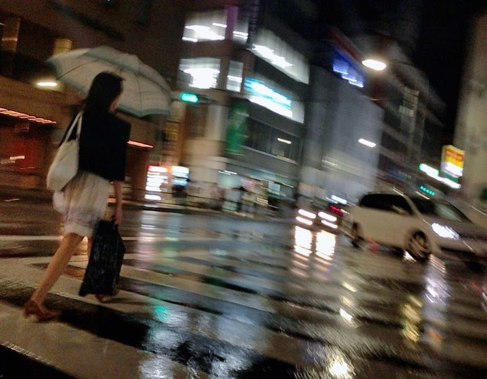 Snapshot The Street Photographer - 2014 EyeEm Awards Night Rain