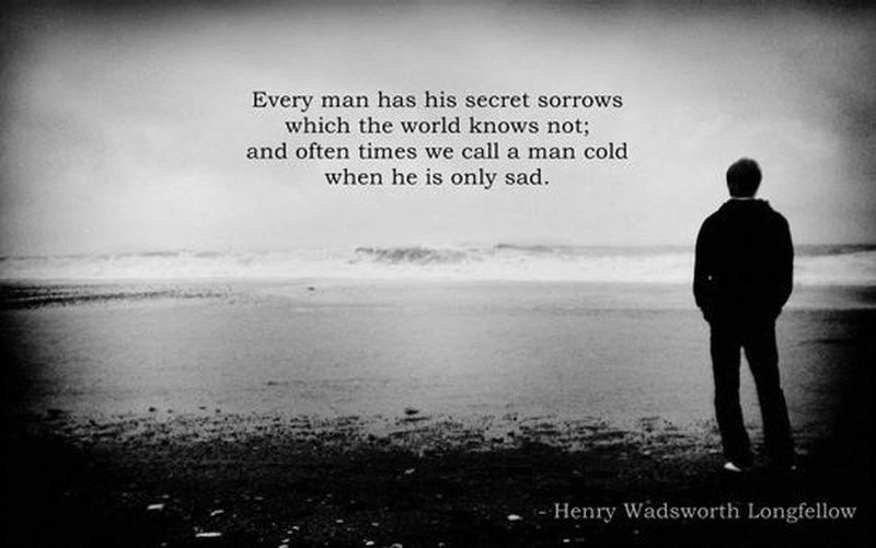 Every man has