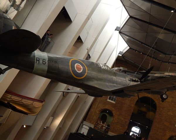 Imperial War Museum London Airplane