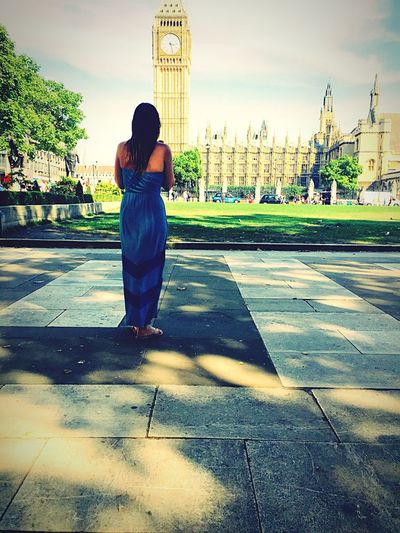 Architecture Sky Weekend London Big Ben Cheeky WhoISshe