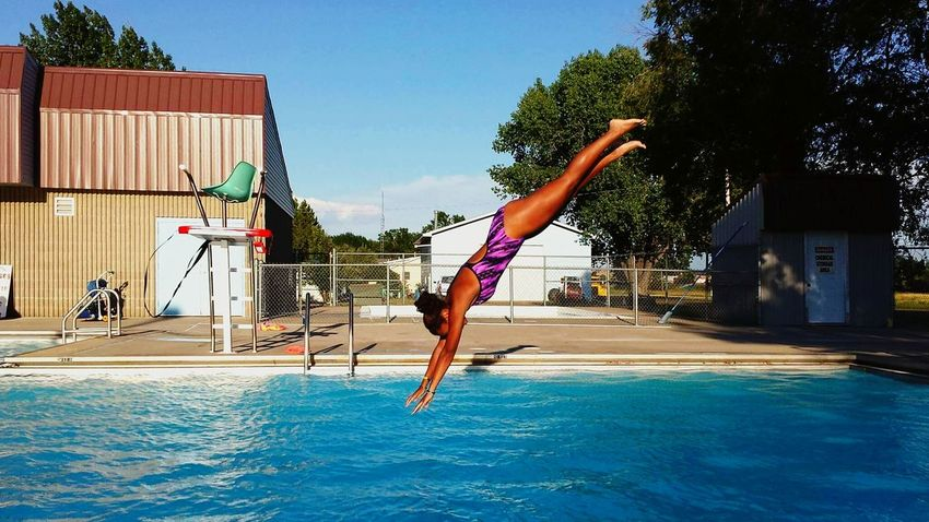 Water Swimming Pool Outdoors Day Summer Full Length Adult Architecture One Person Beach Adults Only People Swimming One Man Only Sky Nature Only Men Young Adult