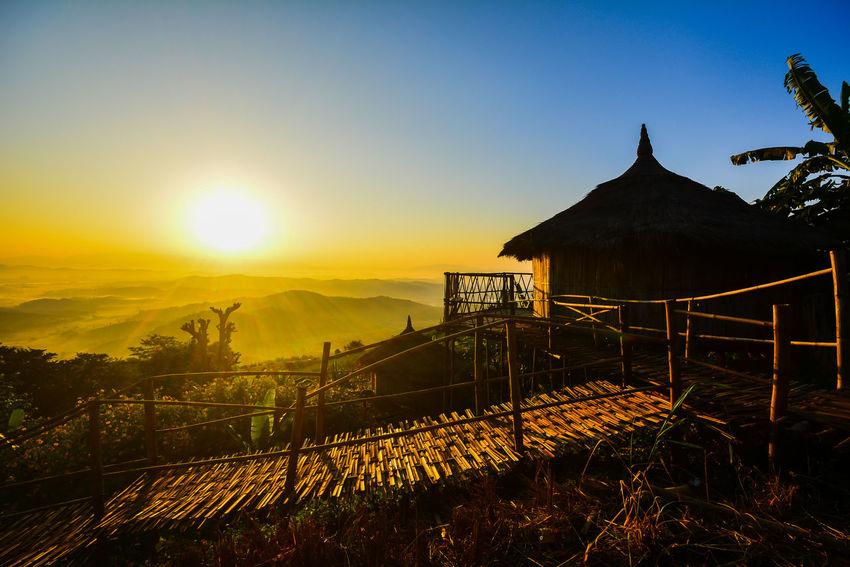 Doi Sa-Ngo in Chiang Rai Province,northern Thailand. Chiang Rai Doi Sa-ngo