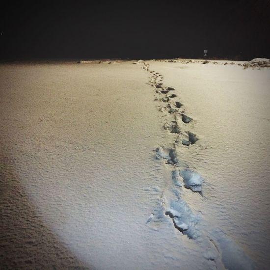 FootPrint Snow ❄ Kar