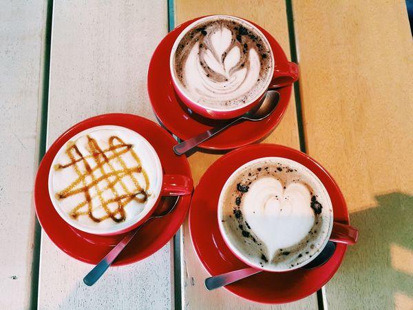 Coffee Break b4 leaving Strong Coffee Mocha Hotchocolate Caramel Macchiato Dailydose Coffeeloversaroundtheworldunite