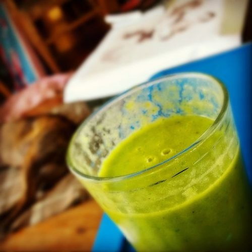 Greensmoothie Delicious Cleaneating Gofruityourself