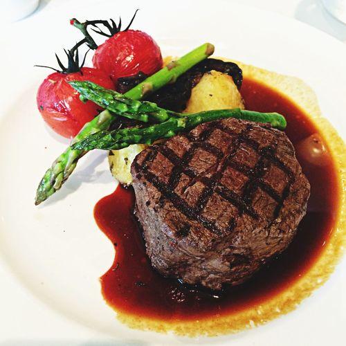 RePicture Wealth Foodporn Steaks