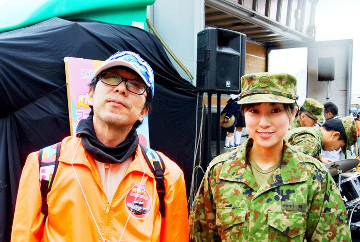 陸自の歌姫♪ JGSDF 自衛隊 陸上自衛隊 Atc