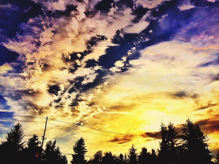 Skyporn Clouds