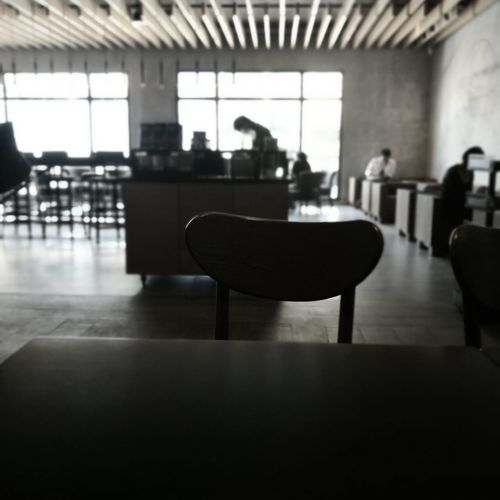 Coffee People Indoors  Stabucksthailand Relaxing time work Day Architecture Airport Departure Area