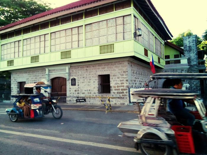 The old house of Dr. Jose Rizal in Calamba. Architecture Nationalhero Landmark Historical Building Old Houses