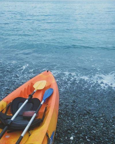 即使下雨也風雨無阻! 就是要征服這片太平洋~ Yolo 人生就這麼一次不做對不起自己 獨木舟 OnePiece 我是航海王
