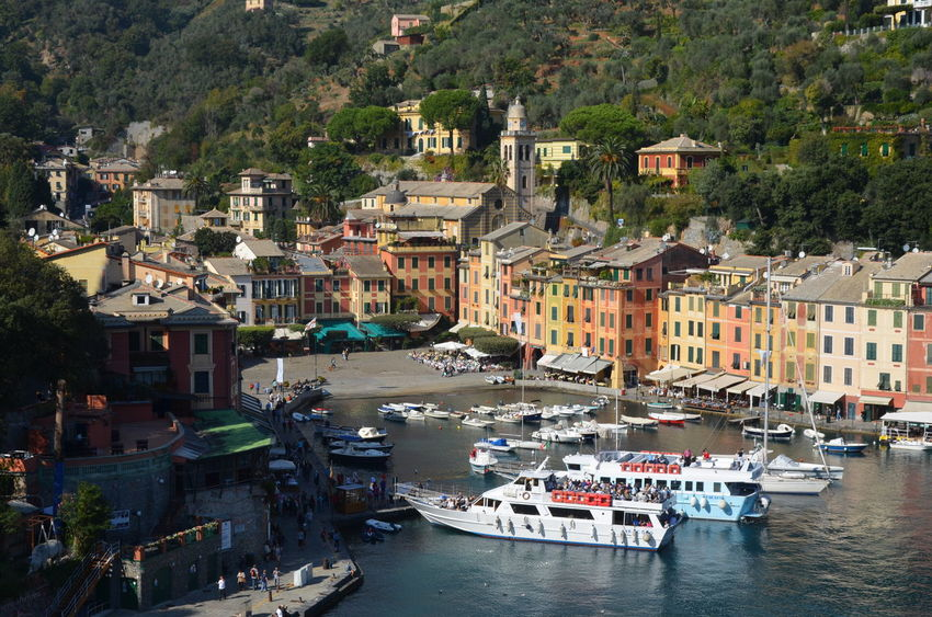 ЯПИталия Architecture City Cityscape Portofino Travel Photography Architecture Boat Building Exterior Built Structure City Cityscape High Angle View Italy Little City Nautical Vessel Outdoors Sea Travel Destinations Water