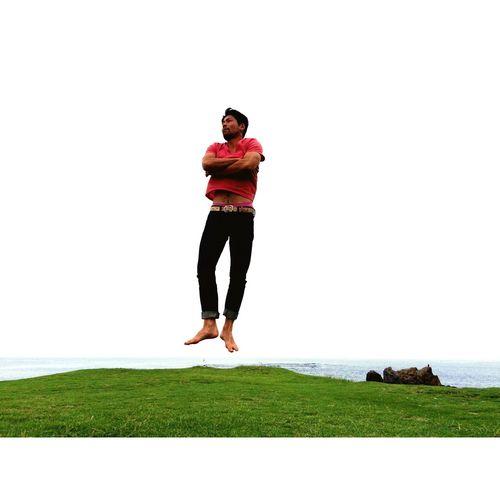 Jump ジャンプ 一色海岸 葉山