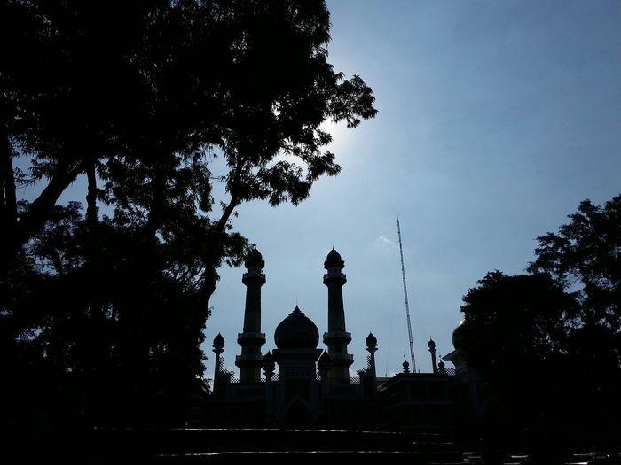 Mosque Glitch