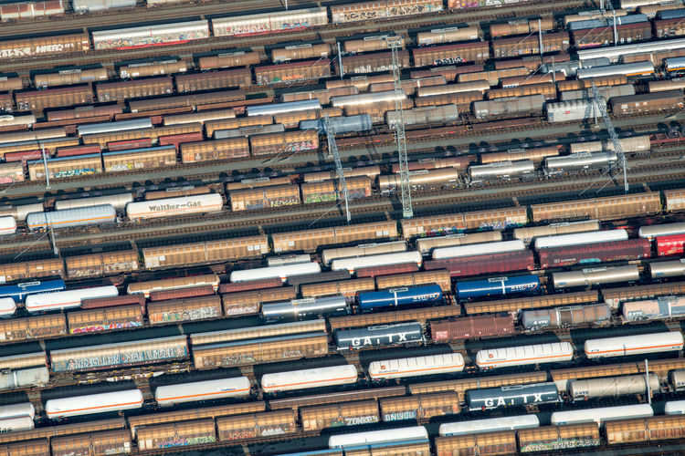Railroad Yard the Kijfhoek in Zwijndrecht, the Netherlands. Arial Shot Industrial Netherlands The Netherlands Train Tracks Zwijndrecht Aerial Aerial View Arial Arial View Backgrounds Day Full Frame High Angle View Holland In A Row Kijfhoek Large Group Of Objects Marshalling Yard No People Outdoors Railroad Yard Symmetry Train - Vehicle Trains