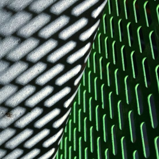 Shadow vs light - Pattern Green Color No People Textured  Outdoors Seamless Pattern
