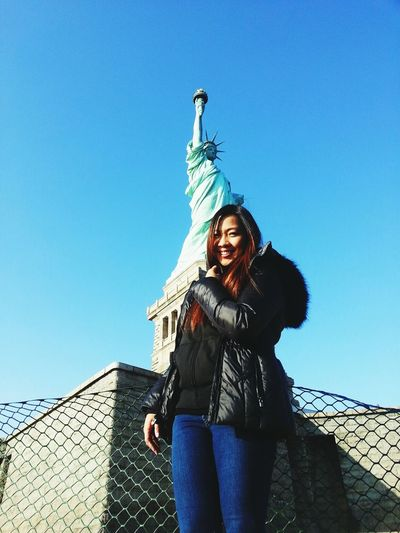 Exploring Statue Of Liberty New York Cruise!