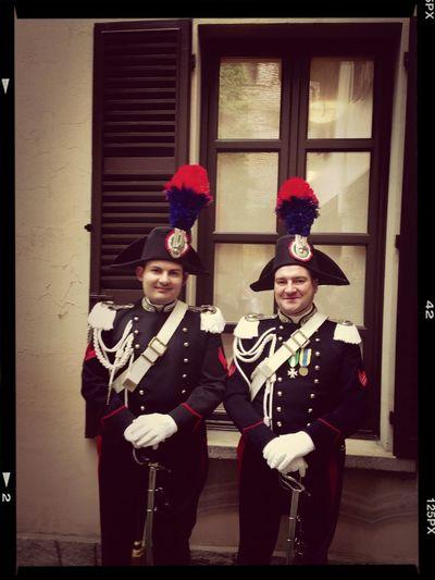 Carabinieri Beata Ghemme