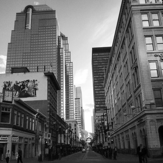 YYC Calgary Downtown Building Architecture Urbanlife Urban Streetphotography