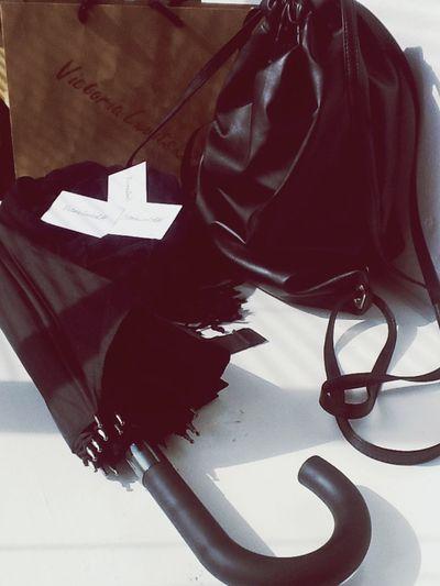 Victoria Levitskih Handmade umbrella