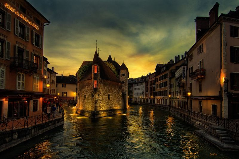 Annecy Annecy,