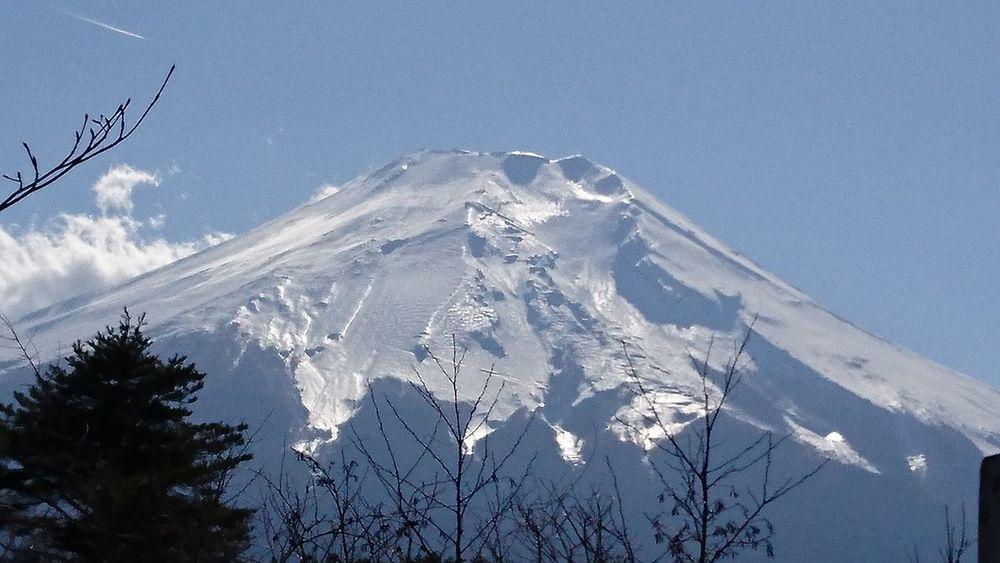 mt.fuji is shining Mt.Fuji Fujisan Shining Bright