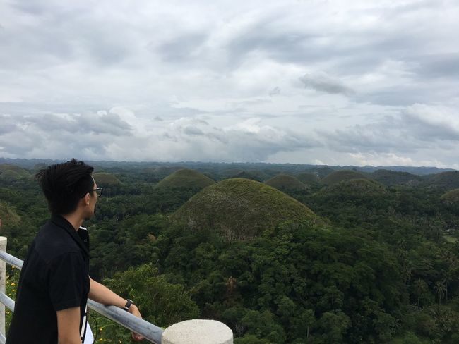 Beauty In Nature Chocolate Hills Bohol Philippines Landscape Greatoutdoor Adventure Awaits 🌲 Lost In The Landscape