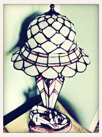 Cross Filter Lampshades Tiffany Lamp Interior Design