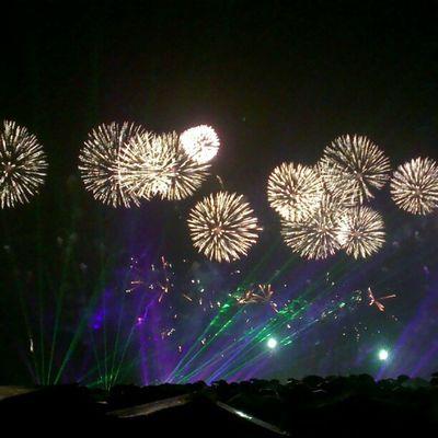 Салют за 275 миллионов во  Владивосток  саммит  АТЭС APEC2012