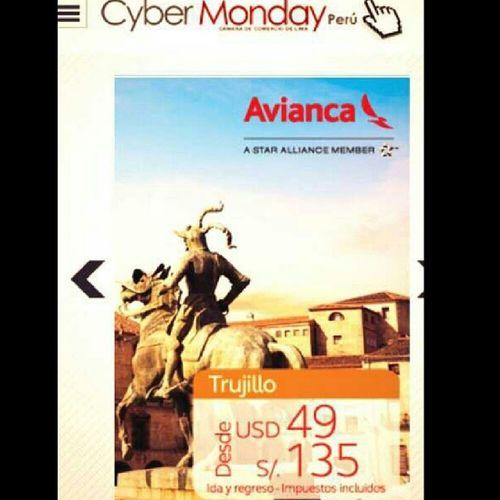 Trujillo ... CyberMonday Trip Norte Travel igersperu