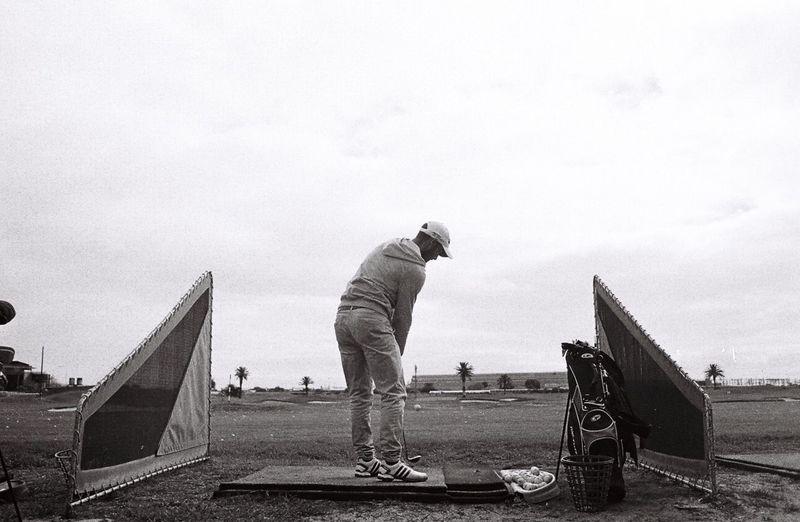Golfin' Minolta