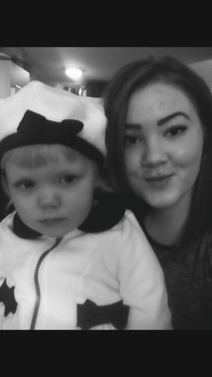 me and my cupcake <3 Hi! Check This Out Enjoying Life Hanging Out Cheese! That's Me My Daughter From Another Mother I Love Her <3 My Niece