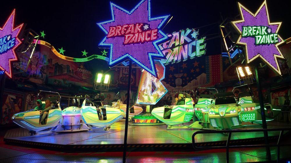 Funfair Carousel Breakdance Bruch Brilon Michaeliskirmes First Eyeem Photo