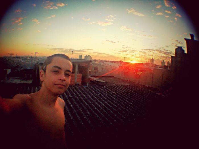 Sol no telhado