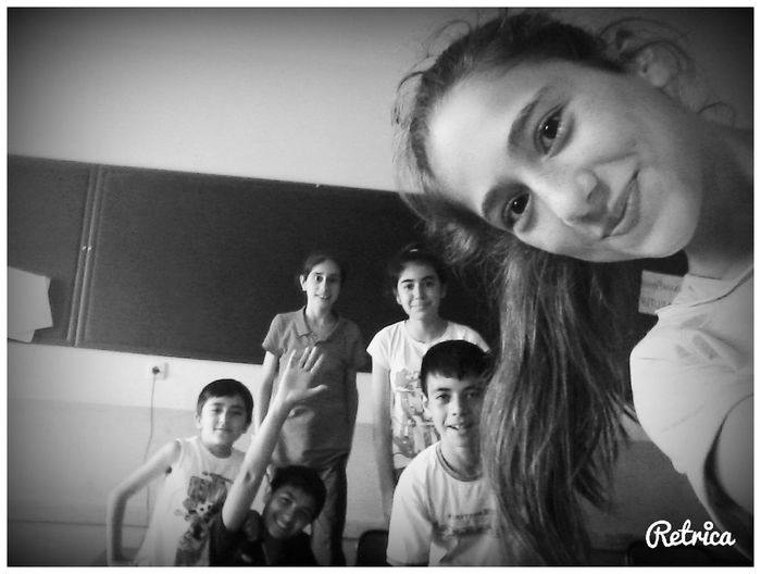 can sıkıntısı :)) Studying Class Hello World Smile !