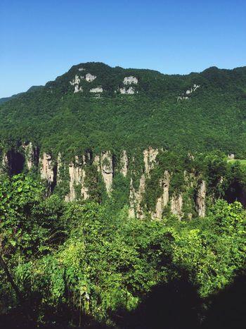 与大自然最接近的地方 Mountain
