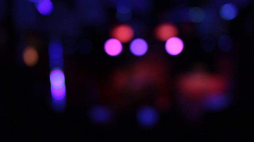 Lights Backgrounds Bokeh Close-up Defocused Illuminated Night No People