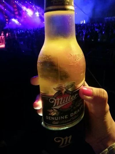 party.... Miller Time