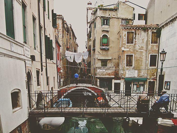 Venice, Italy Venice Laundry Veneto Venice Canals