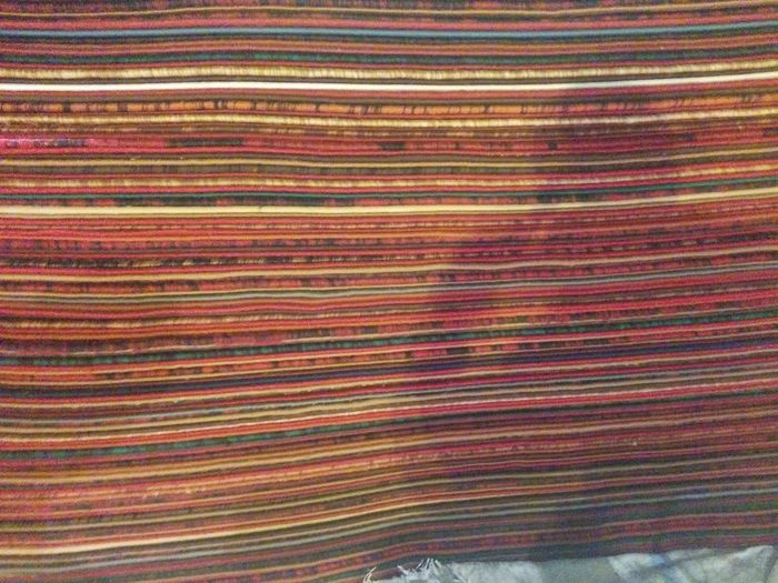Full Frame Backgrounds Multi Colored Pattern Textured  Textile No People Close-up Outdoors Day Large Quantities Of Carpet On Sale