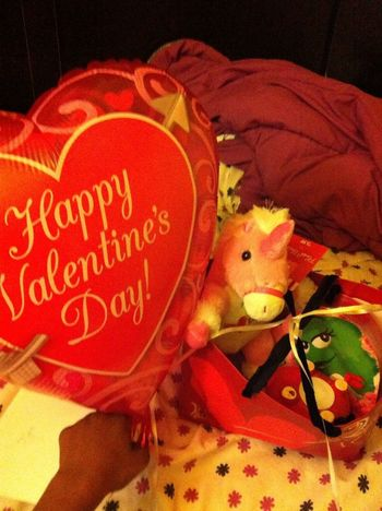 What My Bae Got Me For Valentines Day